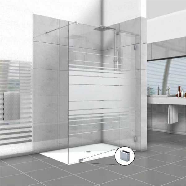 Fixed Shower Screen FSS-0002