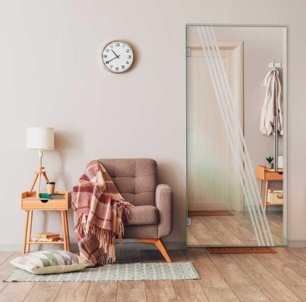 Swing Glass Door SD-0122