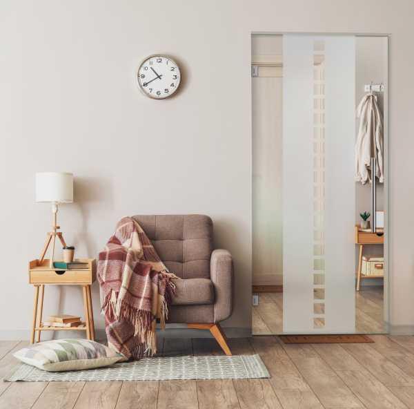 Pivot Glass Door SD-0040