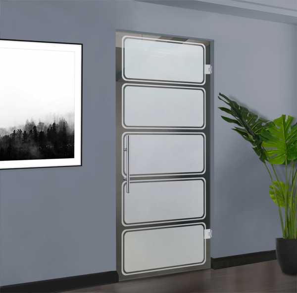Pivot Glass Door SD-0129