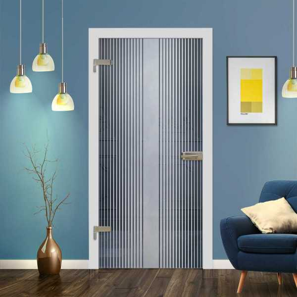 Hinged Glass Door HGD-H+H-0076