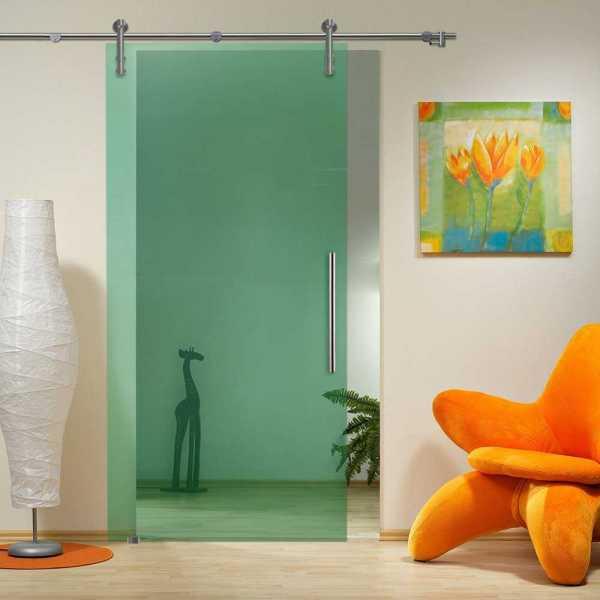 Sliding Glass Barn Door SGD-V1000-0205