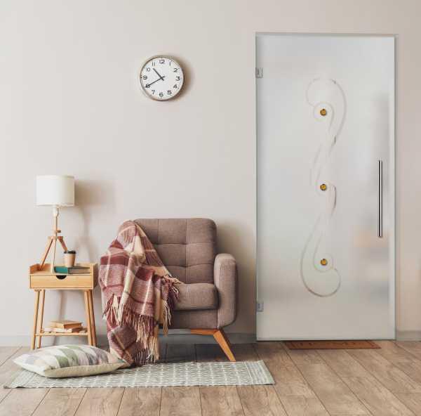Pivot Glass Door SD-0160
