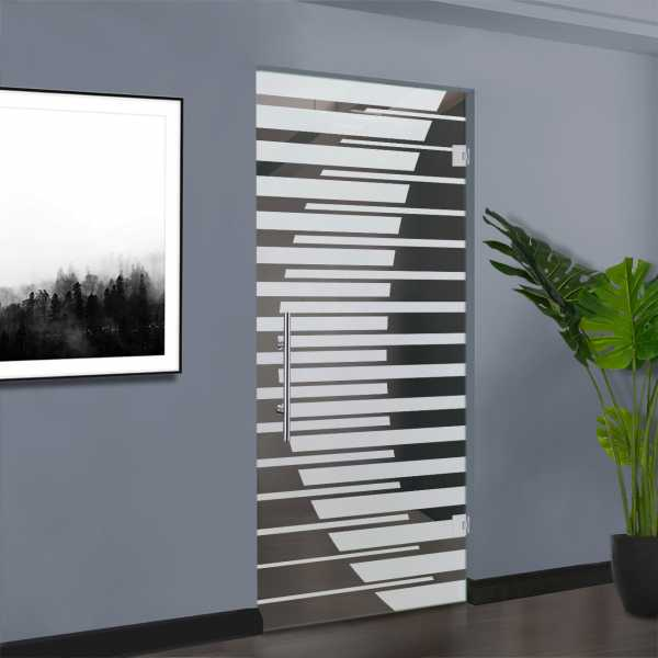 Pivot Glass Door SD-0166