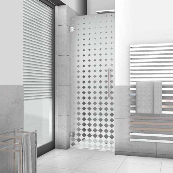 Pivot Shower Door ASD-0003