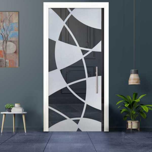 Pocket Glass Sliding Door PSGD-00019