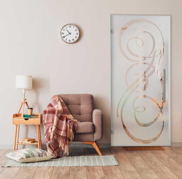 Swing Glass Door SD-0113