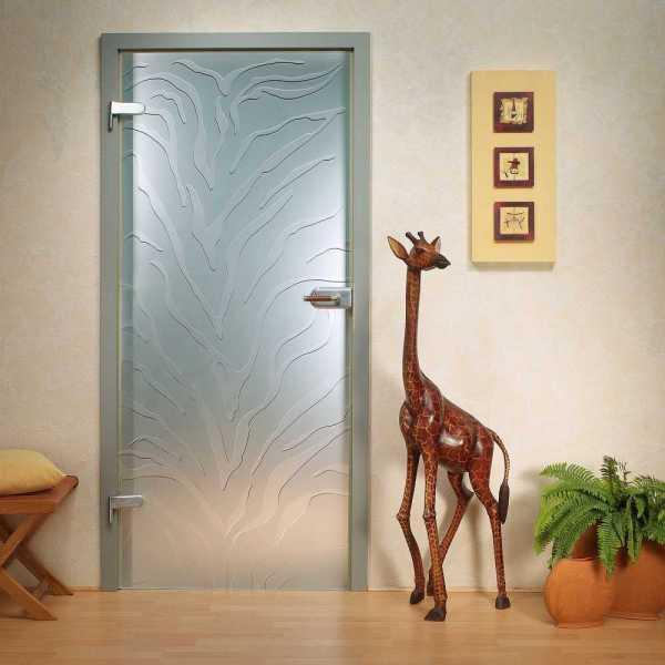 Hinged Glass Door HGD-H+H-0022