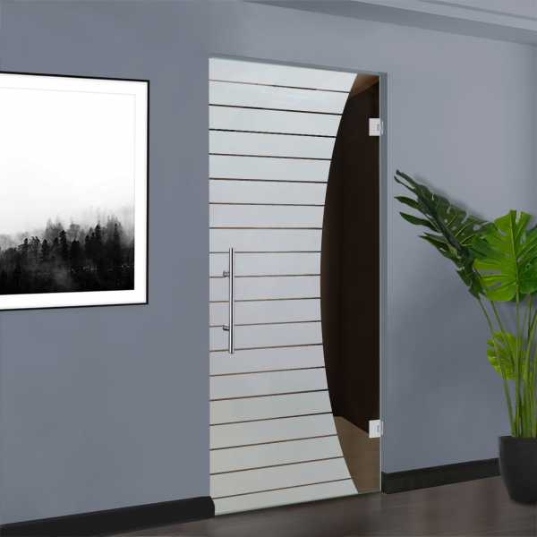 Pivot Glass Door SD-0138