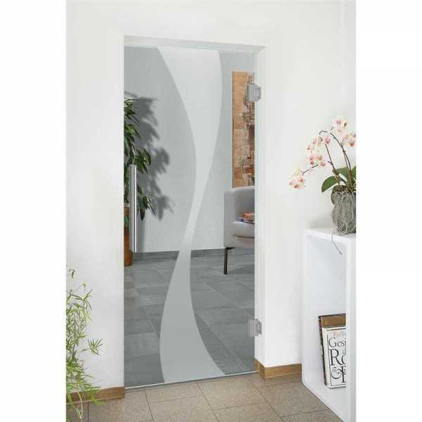 Pivot Glass Door SD-0096