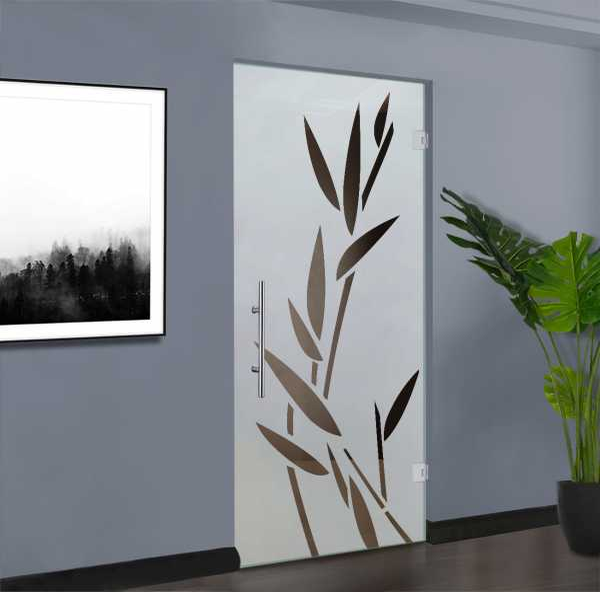 Pivot Glass Door SD-0029