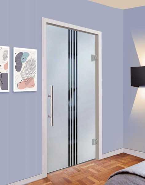 ++Sales Offers++ Swing Glass Door SD-0040
