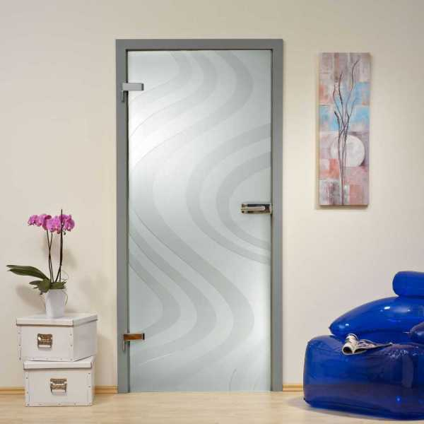 Hinged Glass Door (Model HGD-H+H-0069 Full-Private)