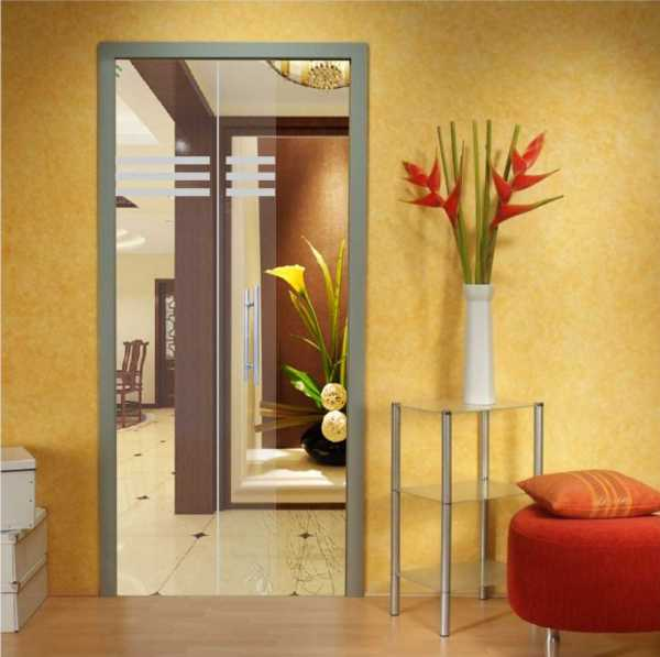 Pocket Glass Sliding Door PSGD-0001