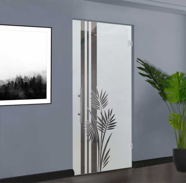 Swing Glass Door SD-0105