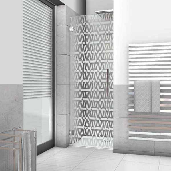 Pivot Shower Door ASD-0011
