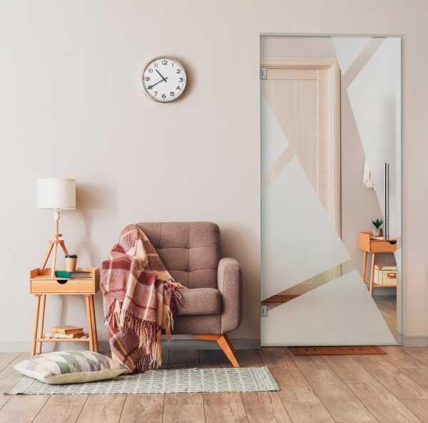 Pivot Glass Door SD-0014