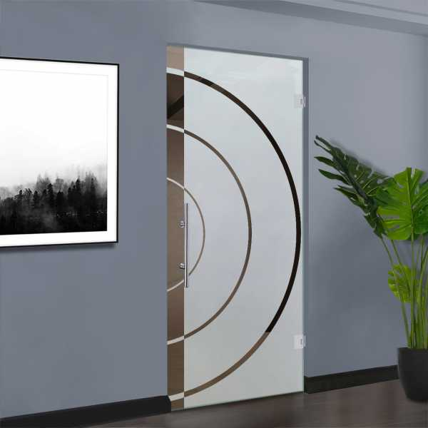 Pivot Glass Door SD-0042