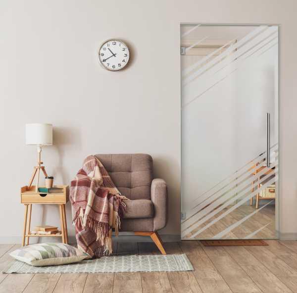 Pivot Glass Door SD-0126