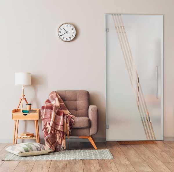 Pivot Glass Door SD-0122