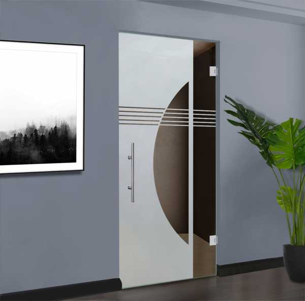 Swing Glass Door SD-0049