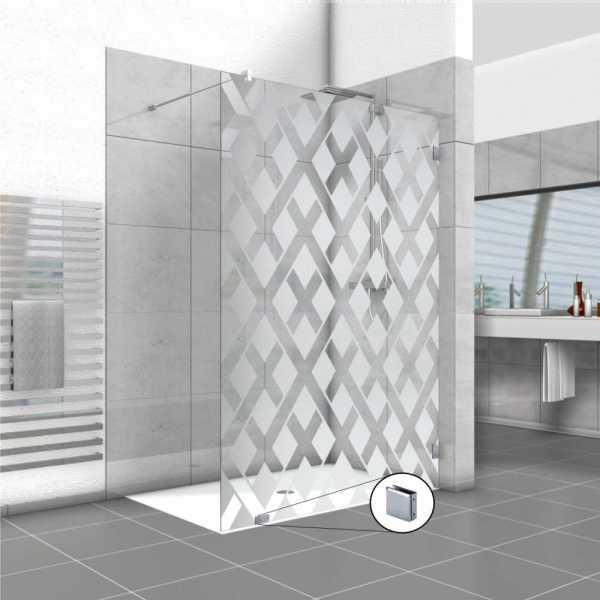 Fixed Shower Screen FSS-0026