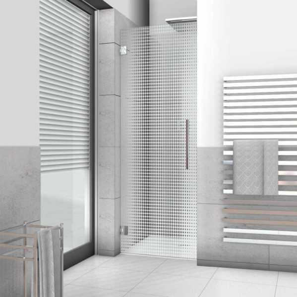 Pivot Shower Door ASD-0007