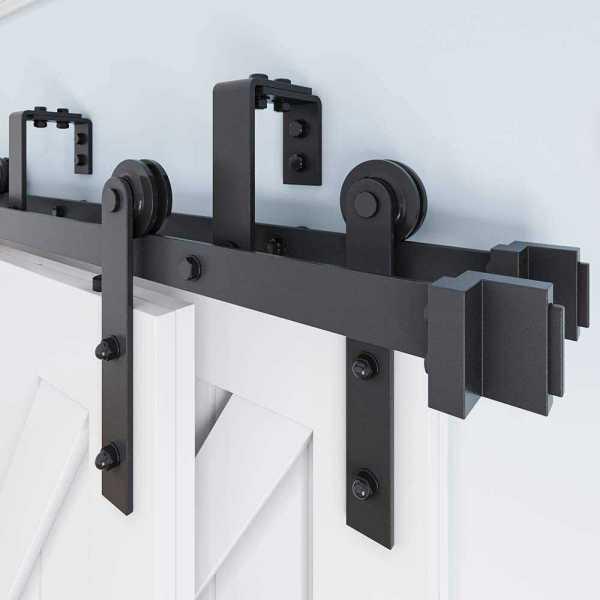 4 Barn Door Hardware