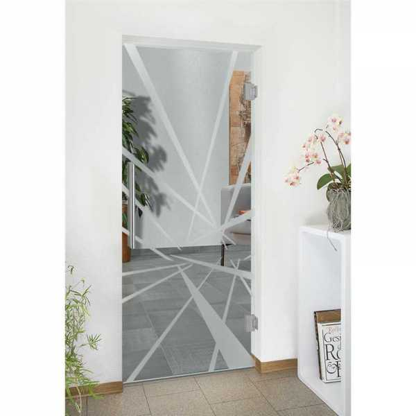 Swing Glass Door SD-0115