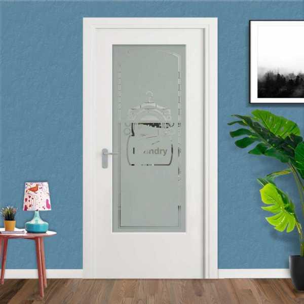 3/4 Lite Interior Doors with Glass Insert CHMDI-0008