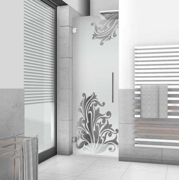 Pivot Shower Door ASD-0018