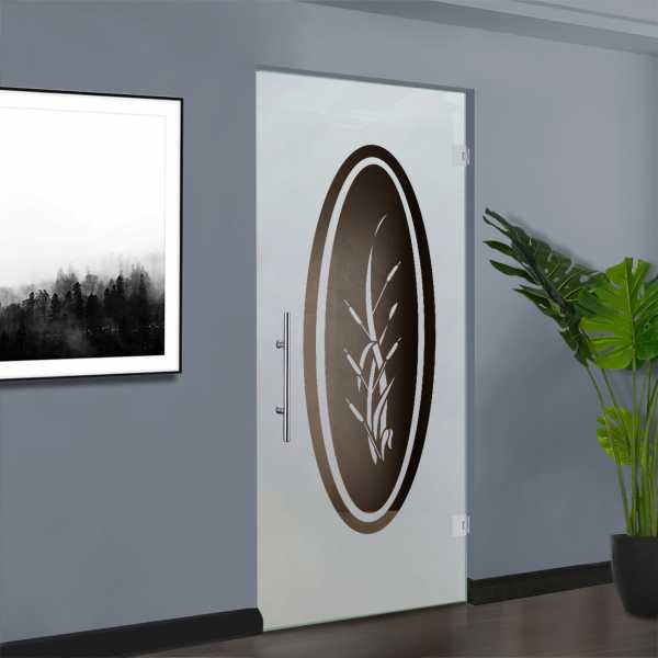 Pivot Glass Door SD-0070
