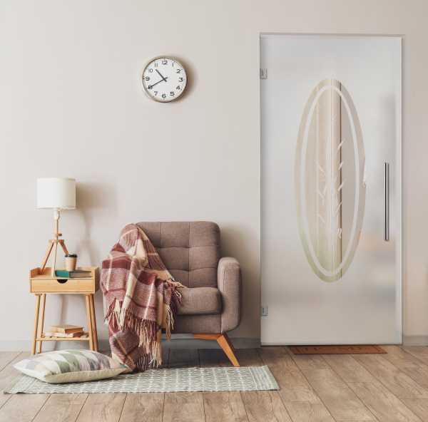 Swing Glass Door SD-0070