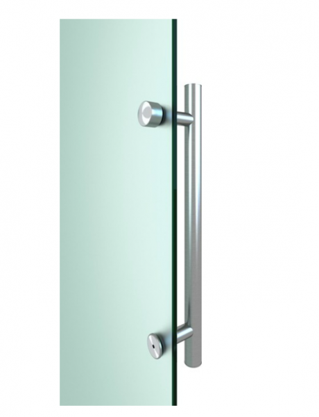 Stainless Steel Handle Bar for Glass Doors HB-STAINLESS-0025