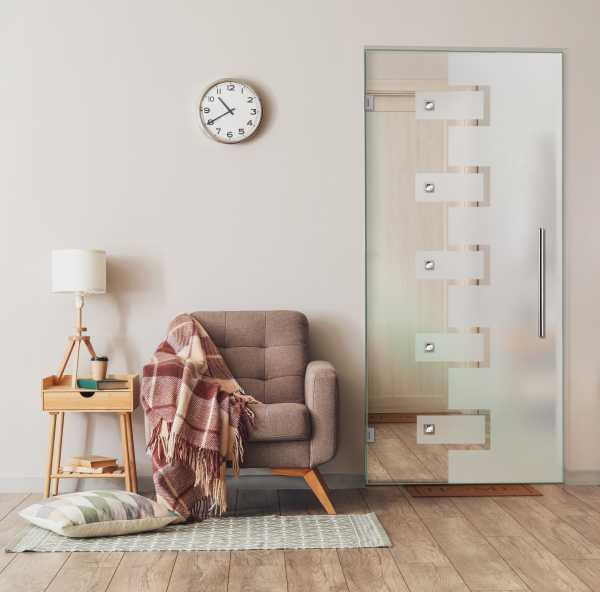 Swing Glass Door SD-0110