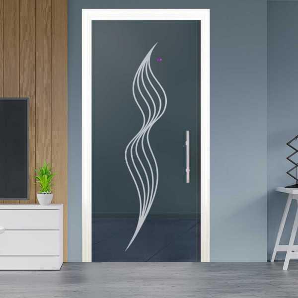 Pocket Glass Sliding Door PSGD-00015