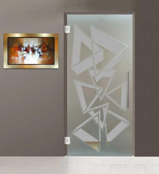Swing Glass Door SD-0170