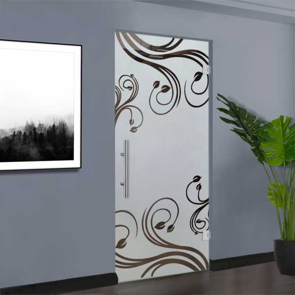 Pivot Glass Door SD-0151