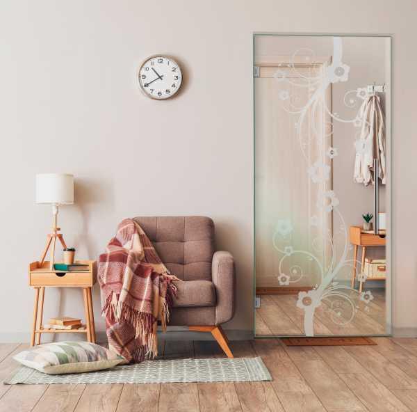 Pivot Glass Door SD-0077