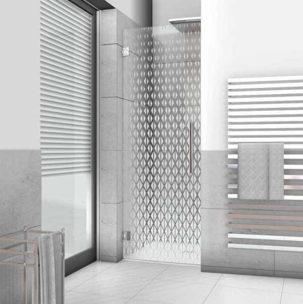 Pivot Shower Door ASD-0005