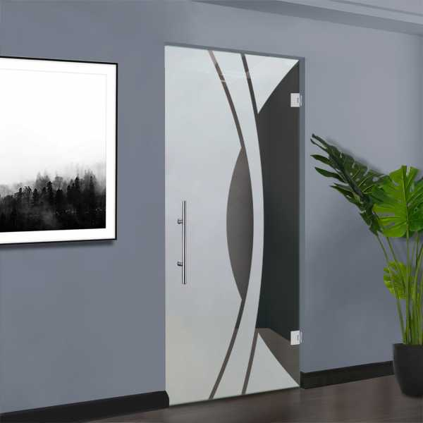 Pivot Glass Door SD-0087