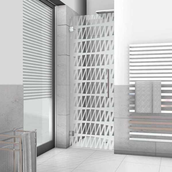 Pivot Shower Door ASD-0006