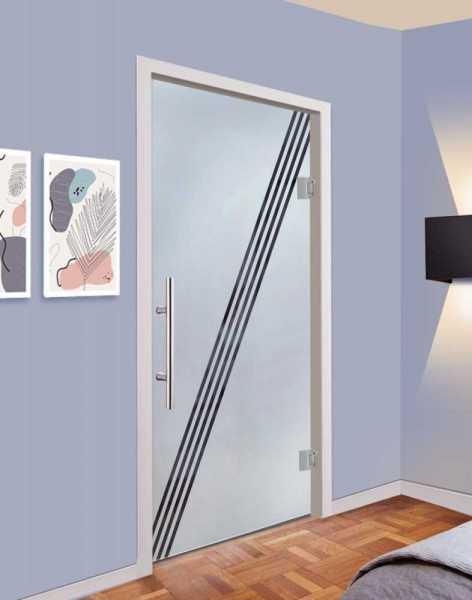 ++Sales Offers++ Swing Glass Door SD-0149