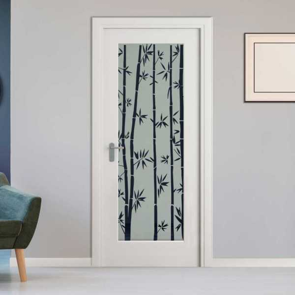 Pantry Room MDF Hinged Doors with Glass Insert CHMDI-00001 (Semi-Private)