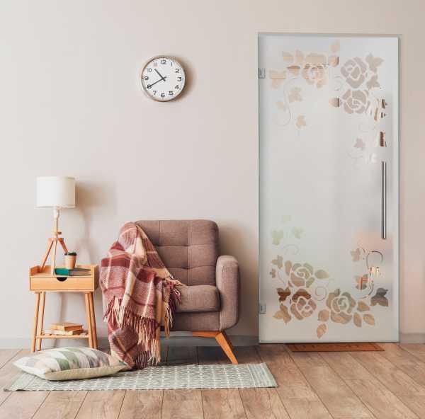 Swing Glass Door SD-0039