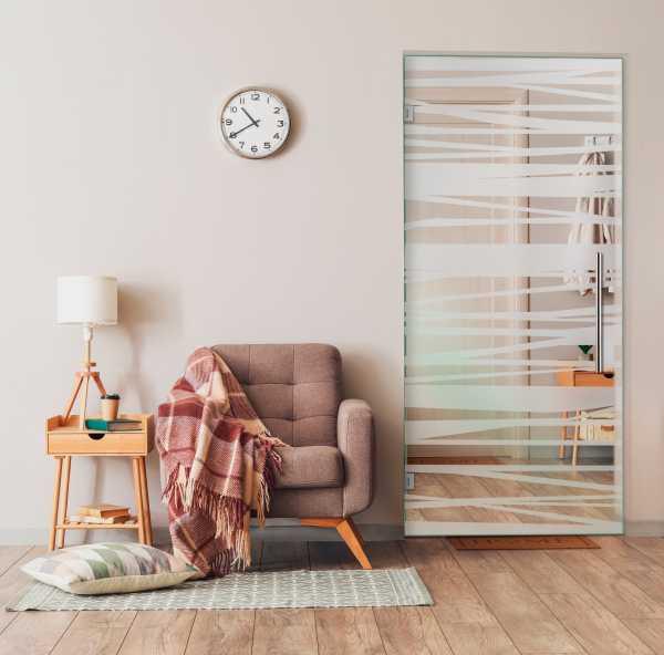 Pivot Glass Door SD-0154