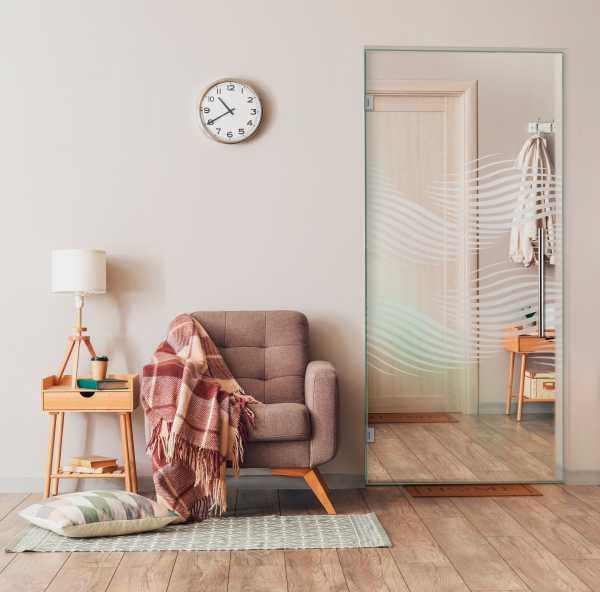 Swing Glass Door SD-0108