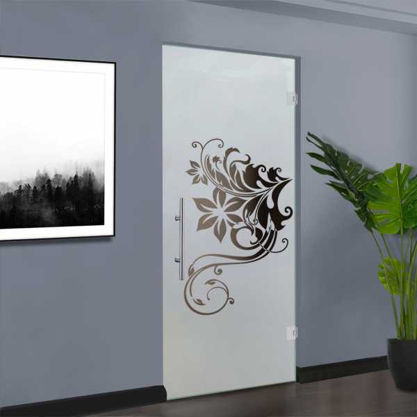 Pivot Glass Door SD-0030