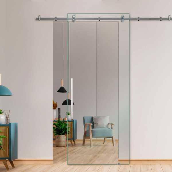 Glass Barn Door (Model SGD-V2000-0034)