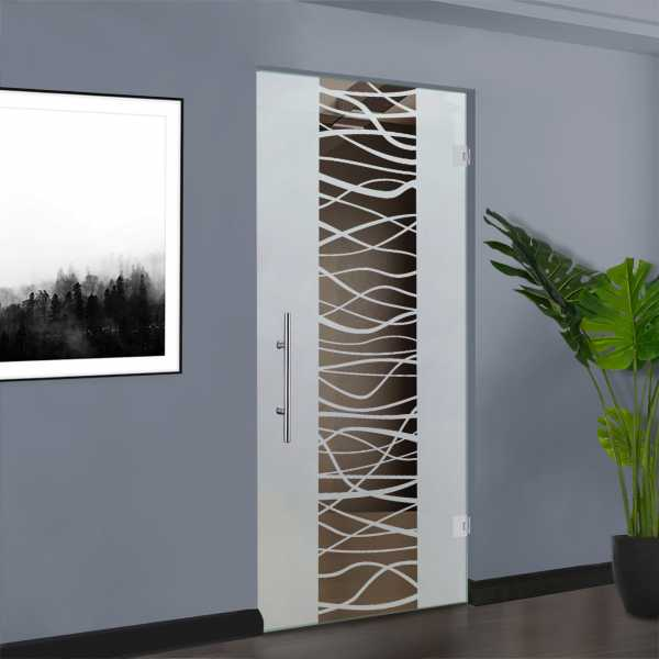 Swing Glass Door SD-0086